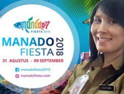 H-3 Manado Fiesta,  sudah 131 peserta mendaftar online