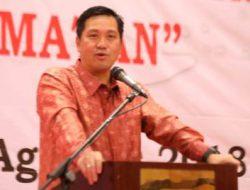 Ini yang dibanggakan Wagub Sulut pada para Camat Regional I