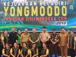 Kejuaraan beladiri Yongmoodo, Wawali Manado: Junjung tinggi sportivitas