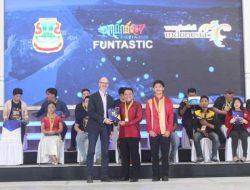 International Choir Festival and Grandprix bukti jika Manado adalah 'Singing City'