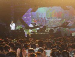 Kenapa pilih SLANK di Manado Fiesta 2018? Ini penjelasan Wawali Mor sebelum konser