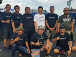 Ada klub mobil Pajero Club Indonesia ramaikan Manado Fiesta 2018