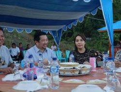 Thanksgiving Bitung, Kepala BPKAD Manado dan Wakil Ketua DPRD Bitung jamu ratusan tamu