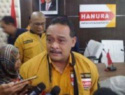Oknum Bupati Talaud ditangkap KPK, Rhamdani: Jika terbukti, Hanura tidak akan beri bantuan hukum
