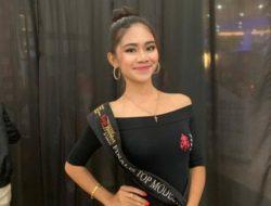 Carcia Bawotong tak percaya wakili Sulut di ajang Top Model Indonesia 2019