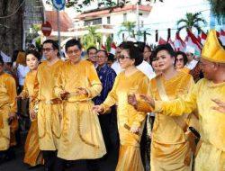 Tulude rutin digelar Pemkot Manado, Ketua IKISST Sulut: Terima kasih GSVL-Mor