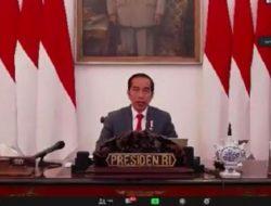 Ajakan Presiden Jokowi di Idul Adha 1442 H: Optimalkan ikhtiar lahiriah dan batiniah hadapi pandemi