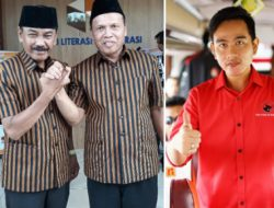 Pasangan tukang jahit dan Ketua RW lawan putra Presiden Jokowi di Pilkada Solo