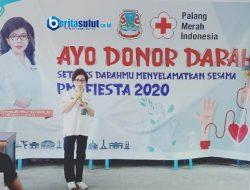 Misi kemanusiaan jelang HUT 75 RI, Sahabat Milenial JPAR gelar donor darah