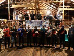 Bunaken jadi saksi Rakerda III IWO Manado, HUT ke-8 dan pengukuhan anggota baru