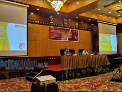 KPU Kabupaten Minut sosialisasi PKPU nomor 10 Tahun 2020