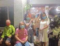 Korban kebakaran di Titiwungen Selatan terharu dikunjungi JPAR