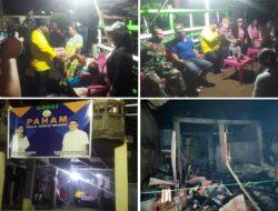 Tim GODAS PAHAM bantu korban kebakaran Ternate Tanjung