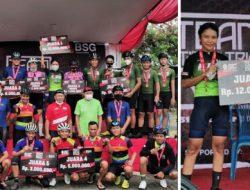 Cari calon atlit PON 2021, ISSI Sulut sukses gelar kejuaraan balap sepeda Road Bike dan MTB Enduro