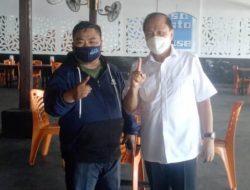 Kiprah Tim GODAS bikin Calon Walikota Bitung Max Lomban terpikat