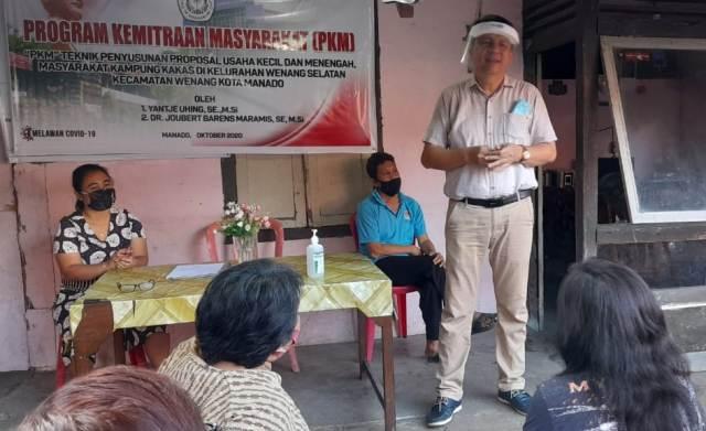 20 pelaku UKM Kampung Kakas dapat ilmu pengembangan usaha ...