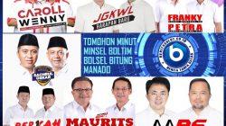 MM-HH dilantik akhir April, AA-RS Juli, ini jadwal pelantikan kepala daerah di Sulut