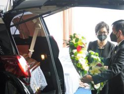 Jenazah SHS disemayamkan di Kantor Walikota Manado, GSVL: Beliau layak disematkan Bapak Kerukunan