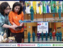 Prof JPAR saksikan pelantikan Rita Tamuntuan sebagai Ketua TP-PKK Sulut