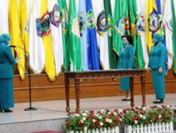Rita Tamuntuan langsung dilantik sebagai Ketua TP-PKK Sulut periode kedua