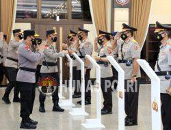 Sertijab Kapolda, mantan Kapolda Metro Jaya resmi masuk Sulut
