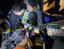 Tragis! Penambang di PT SEJ tertimbun longsor, 2 warga Tokin Baru meninggal tertindih bebatuan