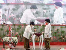 Rita lantik Rita, ini dua jabatan yang langsung disandang isteri Walikota Maurits Mantiri