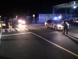 Lakalantas maut! Mobil pejabat pelat merah tabrak pemotor, balita tewas