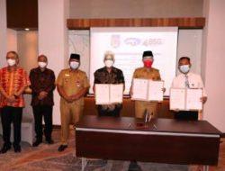 Gandeng BPKP, Bank SulutGo teken MoU dengan Pemkab Bolsel