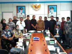 Tuuh kan… DPRD Ternate saja belajar cara refocusing anggaran penanganan Covid-19 di Pemkot Manado