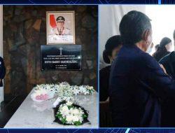 Ada Andrei Angouw, Walikota GSVL dedikasikan SH Sarundajang sebagai nama jalan di Manado