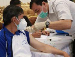 Walikota GSVL tuntaskan vaksinasi Covid-19: Tetap jaga protokol kesehatan