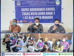 Manado terus mengembangkan Kota Layak Anak, Sekda Micler: Pemenuhan hak anak tugas bersama