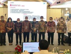 Revino Pepah jabat Direktur Utama Bank SulutGo, Edwin Silangen Komisaris Utama