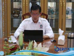 Wali Kota GSVL sampaikan LKPJ 2020 kepada DPRD Manado