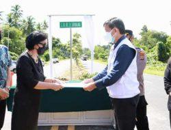 Keluarga SHS terharu jalan di Manado dinamai Walikota GSVL sebagai Jalan SH Sarundajang