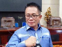 Penuhi hearing DPRD Manado, Dirut PD Pasar Jootje Rumondor paparkan program baru