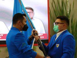 Putra Gubernur Olly Dondokambey siap birukan pemuda Sulut dengan caranya