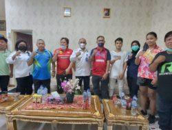 BNN-PTMSI Sulut utus 4 atlet tenis meja berlaga di Kejurnas BNN RI Cup 2021