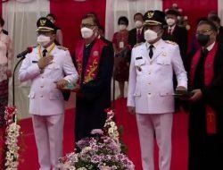 Dilantik Gubernur Olly, AARS resmi pimpin Manado hingga 2024