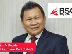 BSG raih Penghargaan Infobank 2021, Dirut Revino Pepah apresiasi kerja keras jajarannya