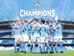 Liga Inggris: MU terpeleset, City juara tanpa bertanding, 3 klub ini degradasi