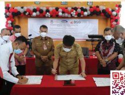 Tingkatkan pelayanan keuangan, Bank SulutGo dan Pemkot Manado tandatangani PKS Kasda Online