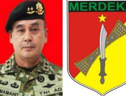 Mayjen TNI Franky Mamahit pulkam dan jabat Pangdam XIII Merdeka, ini profilnya