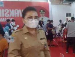 Vaksinasi Kecamatan Wenang diperpanjng hingga 1 Juli, Ini ajakan Camat Deysie