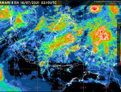 BMKG: Waspada bencana hidrometeorologi! Fenomena dan dua gelombang ini sedang aktif