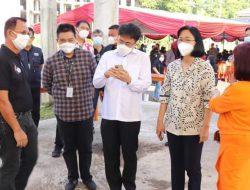 UNSRAT gelar vaksinasi rayakan Dies Natalis ke-60, ini ungkapan Wali Kota Manado