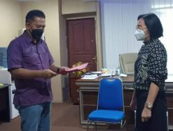 Wali Kota AA tunjuk Sandra Sondakh jabat Plt Kabag ORPAD gantikan Sifri Mandak