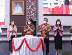 Ibadah syukur HUT 398 Manado, Wali Kota AA: Jang ja pele orang pe berkat