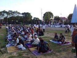 Salat Ied Idul Adha di Manado cuma di masjid 20 menit, peserta khusus jemaah sekitar